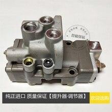 цена на free shipping Excavator Accessories  Hydraulic Pump Riser Regulator for Hitachi EX200/210/230/240/270/HPV0102