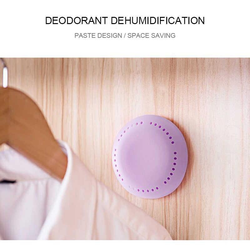 Pâte d'aromathérapie pour garde-robe | Rond, 360 degrés, pâte d'aromathérapie pour garde-robe, désodorisant aromathérapie d'intérieur, voiture, désodorisation, parfum frais