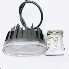 Car Auto SUV ATV Motorcycle Headlight Offroad LED Driving Fog Lamp Motorcycle Truck Headlight spot light 20W LED bar Work Light 2pcs motorcycle 20w led work light pod 6000k spot lamp headlight fog light
