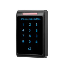 Автономный сенсорный кнопочный контроль доступа с картой EM Card Reader