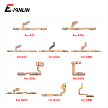 Ribbon Volume-Switch Flex-Cable A30s Samsung Power-On-Off-Button Galaxy for A71/A51/A70s/..