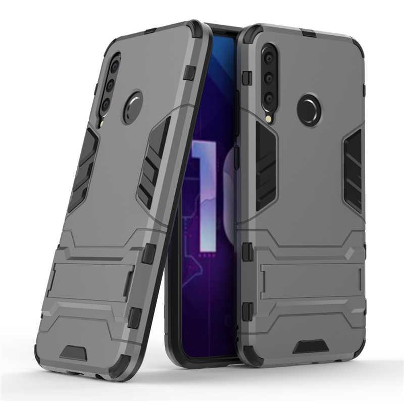 Жесткий ударопрочный чехол для huawei Y5 Y6 Y7 Y9 Prime 2019 2018 киккстанд защитой для Honor 10i Lite 20 8A 8C 8S 8X 7A 7C Pro Shell