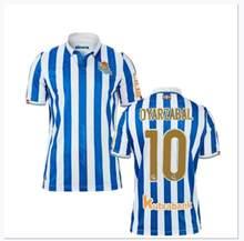 Masculino 2021 real sociedad 2020 2021 oyarzabal silva camisas 2019-20 de copa del rey final futebol jerseys isak zubeldia merino