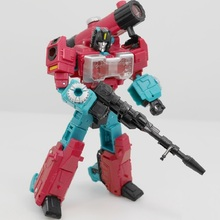 Perceptor Robot Action Figure Classic toys for children boys Japan Version without original box