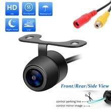 Car-Rear-View-Camera Car-Front/side-Reversing Adjustable Night-Vision Waterproof Mini