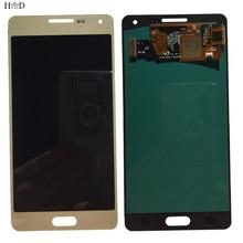5.0'' Original AMOLED LCD Display For Samsung Galaxy A5 2015 A500 A500F A500FU A500H A500M LCD Display Digitizer Touch Screen