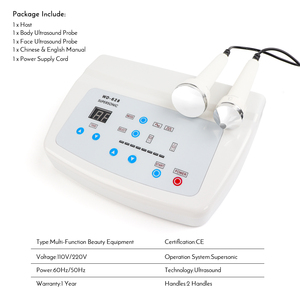 Image 5 - Pro Ultrasonic Women Facial Skin Care Whitening Freckle Removal High Frequency Lifting Skin Anti Aging Beauty Facial Machine