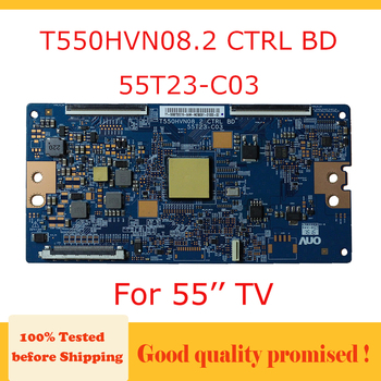 Tcon Board T550HVN08.2 CTRL BD 55T23-C03 55'' TV Logic Board 55 inch Professional T550HVN08.2 55T23 C03 Free Shipping image