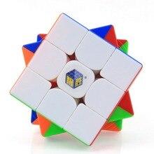 קסם קוביית Yuxin קטן קסם 3x3x3 קסם קוביית מהירות קסם קוביית עבור מאתגר מתנת צעצוע צבעוני