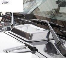1 шт. Черный ABS пластиковый автомобильный хомут нагреватель вентиляционное отверстие лопатка для Jeep Wrangler TJ JK 98-18 автомобильные аксессуары