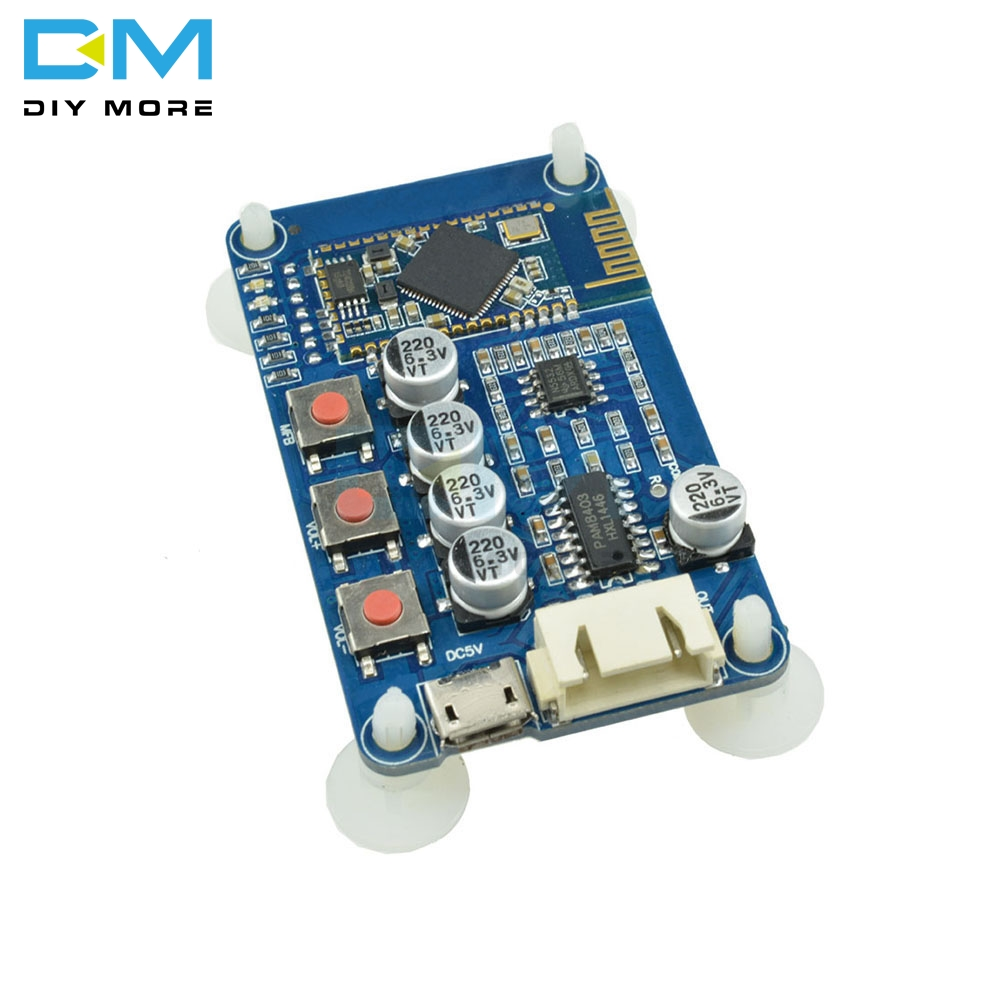 5pcs Bluetooth 4.0 CSR8635 Stereo Audio Bluetooth Speaker Module A2DP AVRCP M98