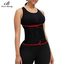 цена на Lover Beauty Waist Trainer Body Shaper Slimming Girdles Waist Cincher Trimmer Women Body Shapers Postpartum Modeling Belt