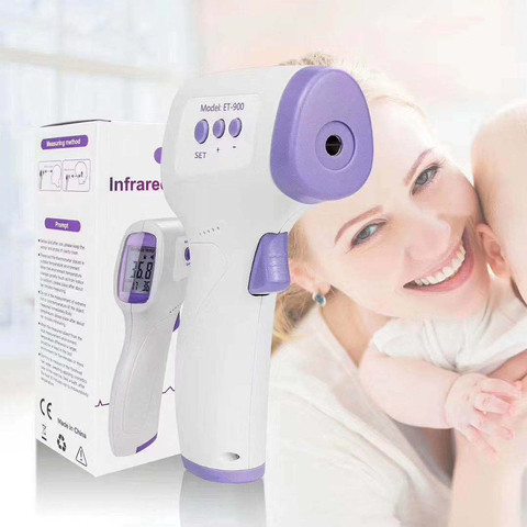 termometro portatil do corpo nao contato