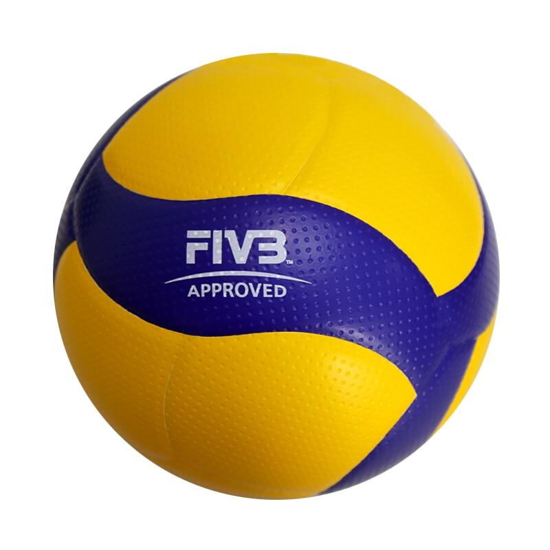 Оригинальный Микаса волейбол V300W FIVB официальная игра мяч FIVB одобренный для конкуренции мяч для взрослых волейбол 4