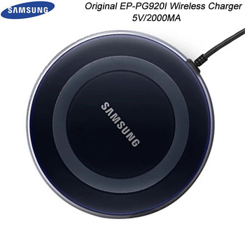 Samsung 5V/2A QI Wireless Charger Adapter Pad for Galaxy S9 S8 S10 plus S10e note 4 5 8 9 S7 S6 edge for iphone 8 X XS XR Mi9 Mobile Phone Accessories Smart Phones & Tablets Smartphones