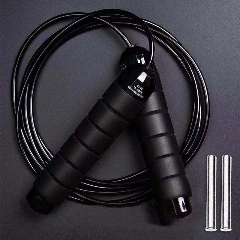 [Multi-Specification] Bearing Jump Rope Weight And Steel Wire Adult Fitness Jump Rope Primary School STUDENT'S The Academic Test