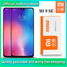 "Original Für 5.97 ""Xiaomi MI 9 SE Mi9 Se Amoled LCD-Display Mit Rahmen + Touchscreen Digitizer für MI 9Se Display(China)"