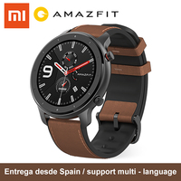 [Plaza] Amazfit GTR 47m and 42mm Amazfit Smart Watch with AMOLED Screen 24 Days Battery Life 5ATM Waterproof 12 sports mode