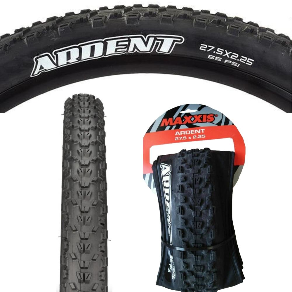 26 X 2.4 Maxxis Ardent EXO Mountain Bike Tubeless Ready Tubeless Ready Vélo De Montagne Pneu
