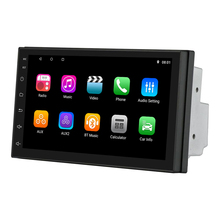 цена на Car Android 8.1 Multimedia Player Auto Radio 2Din 7'' Touch Screen GPS WIFI Bluetooth FM Stereo Audio MP5 Player