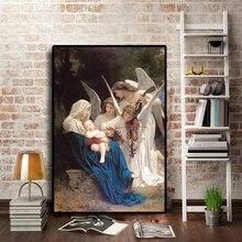 Портрет из песни ангела Уильяма Адольфа знаменитая картина маслом