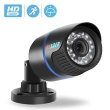 BESDER 1080/720p 풀 HD IP 카메라 총알 야외 방수 보안 카메라 ONVIF XMEye 20m 나이트 비전 모션 감지 RTSP P2P