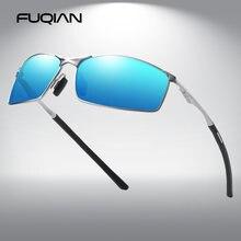 Fuqian Модные поляризованные солнцезащитные очки для вождения