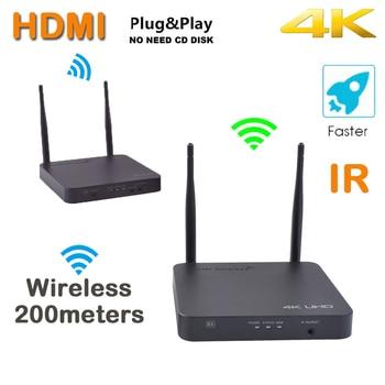Transmetteur Et Recepteur Sans Fil Hdmi 4k 5g 1080p 60hz Avec Emetteur A Distance Ir