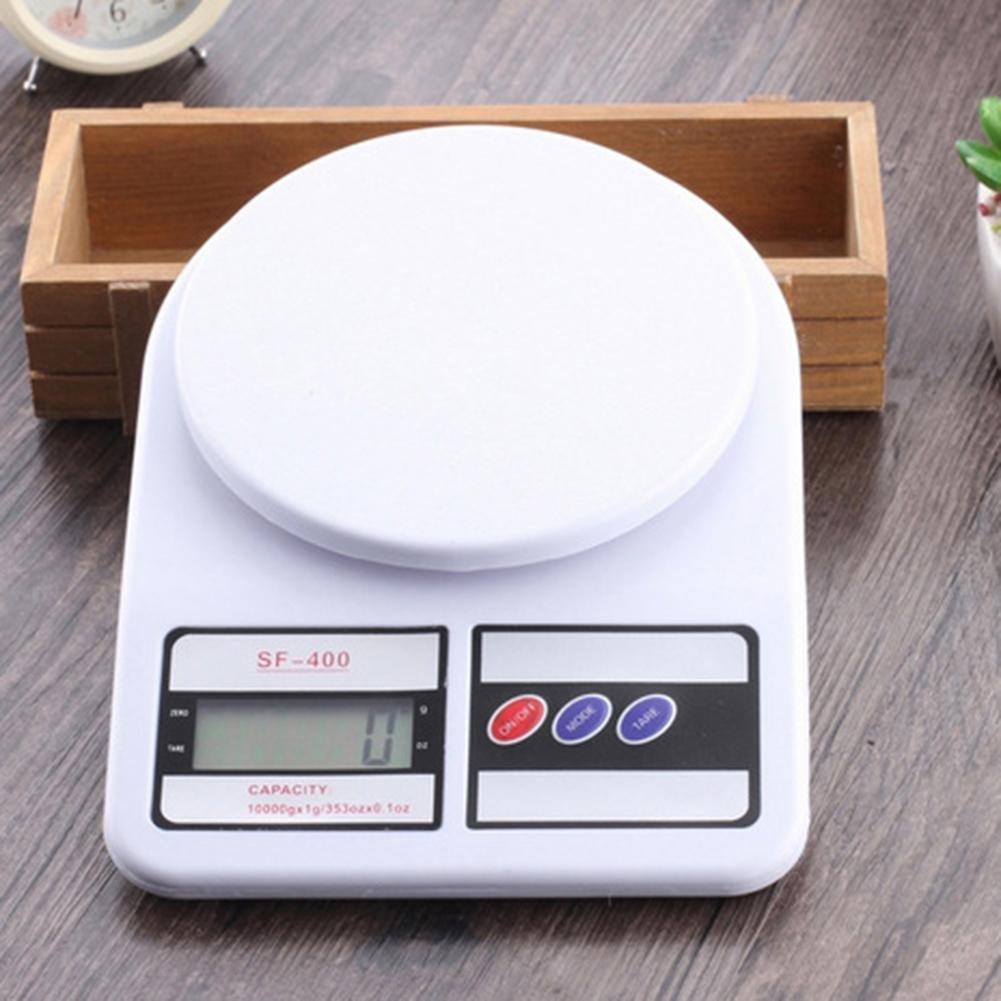 New 10kg/1g Digital Coffee Bean Medicinal Material Scale Kitchen Baking Food Scale