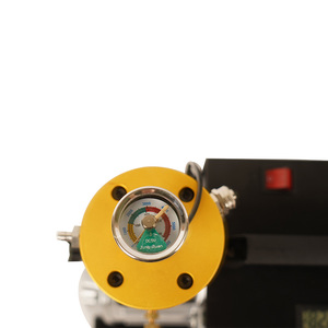 Image 5 - Compressore elettrico di arresto automatico regolabile del compressore ad alta pressione PCP di TUXING 4500Psi per il serbatoio pneumatico del fucile