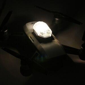 Image 5 - Ulanzi Dr 01 Rgb Dji Mavic Mini Drone Strobe Licht Anti Collision Verlichting Nachtlampje Vlucht Bijbehorende Indicator Drone zoeklicht