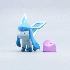 Image 5 - Cartoon Mooie Metamon Poipole Vol.7 Gashapon Pkm Action Figure Speelgoed Anime Figuur Toys Kids Gift