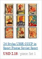 H7fd2cdb7cfae4e24bfe85f55196cfa36H Stalin USSR CCCP Retro Poster Good Quality Printed Wall Retro Posters For Home Bar Cafe Room Wall sticker