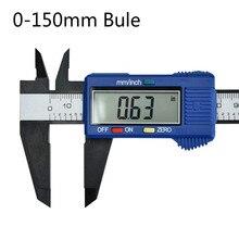 Ruler Vernier-Caliper Micrometer Digital Electronic Measuring-Tool 6inch 100/150mm