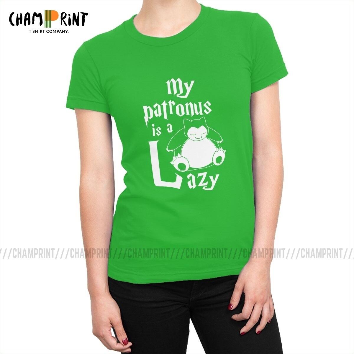 my-patronus-is-a-lazy-t-shirts-women's-snorlax-font-b-pokemon-b-font-anime-t-shirt-fashion-tees-top-all-match-female-clothes-plus-size