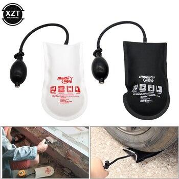 Black Airbag Cushioned Hand Pump Locksmith Air...