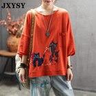 JXYSY T-Shirt Women ...