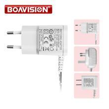 Wykwalifikowanych AC 110-240V do DC 5V 1000mA Adapter ładowarka dla niania elektroniczna baby monitor VB601/VB602/VB603/VB605/VB607