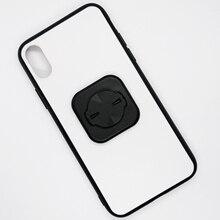 携帯電話ケースpc tpuハードケースユニバーサルiphone xr/11 sramガーミンfouriers bryton gubバイクマウント