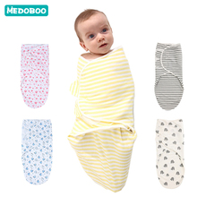 Medoboo Newborn Envelope for Discharge Baby Sleeping Bag Hunters Diaper Cocoon Newborns Maternity Hospital Kit
