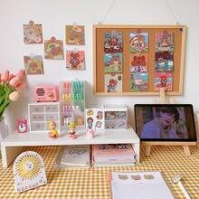 Mohamm – autocollant flocons séries fille forêt, étiquette Scrapbooking, décorative, en papier, pour livres, papeterie, accessoire de bureau, DIY bricolage, 10 pièces