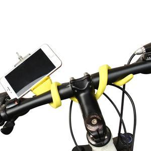 Image 3 - Mini Camera Tripod Mount Banana Pod for Gopro Xiao Mi Yi SJ4000 action camera for iphone7 6s car headrest selfie stick