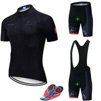 2019 verano Strava nueva camiseta de Ciclismo conjunto de manga corta Maillot Ropa Ciclismo Uniformes bicicleta de secado rápido ciclo MTB ropa