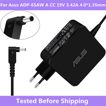 For Asus ADP-65AW A CC 19V 3.42A 4.0*1.35mm AC Adapter Charger Power For Asus ZenBook UX310UA UX310UQ UX310UA-RB52 UX310U image
