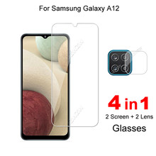 For Samsung Galaxy A12 Camera Lens Film Protective Glass Screen Protector Guard Tempered Glass