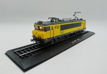 Коллекции поездов Atlas 1602 (1981) 1/87, литые модели