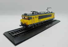 Atlas รถไฟคอลเลกชัน Serie 1602 (1981) 1/87 Diecast รุ่น