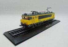אטלס רכבת אוספי Serie 1602 (1981) 1/87 Diecast דגם