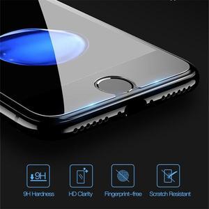 Image 2 - Cafele iphone 12プロマックス11プロマックスxs × xr se 8 7 6 6sプラス強化ガラス2.5Dないフルカバーフィルム