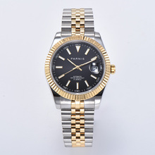 Parnis Mens Watches Automatic Mechanical